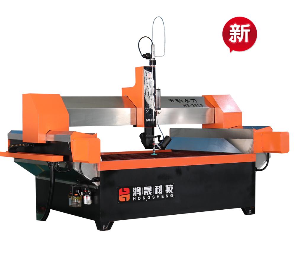 3020型AB五轴水刀切割机