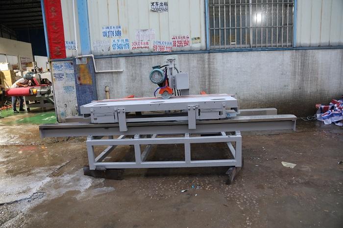 瓷砖加工设备磁砖磨边机安全操作注意事项